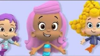 Bubble guppies costume boxing song