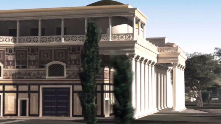 Součástí projektu je i video, které nastiňuje nejzásadnější momenty historie budovy.