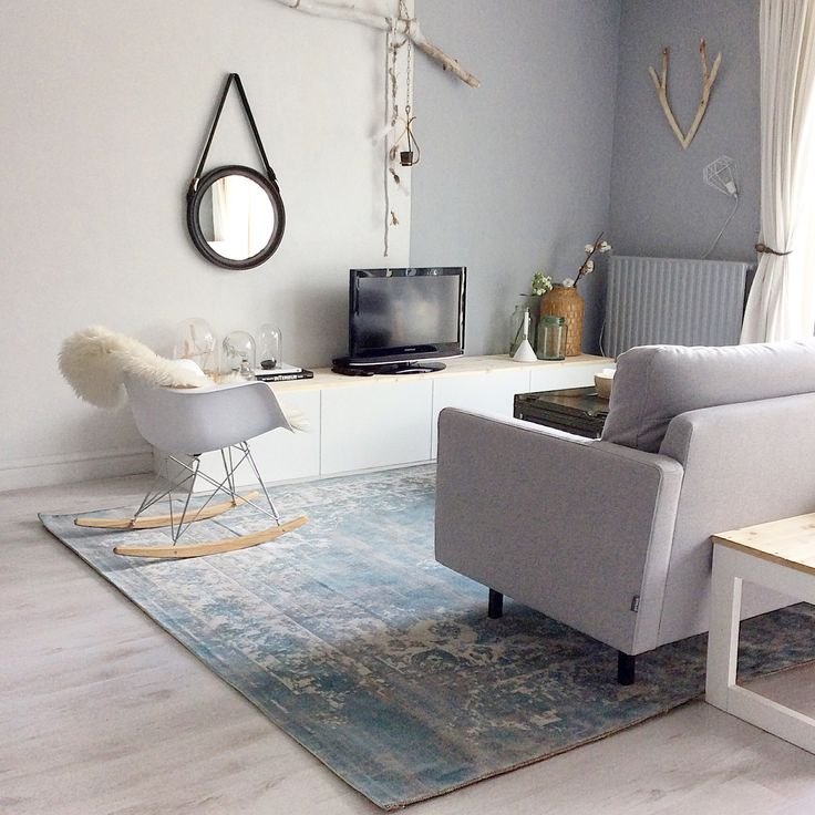 Our living with a new carpet  May 2016
