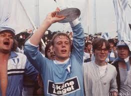 Malmö FF Lasse Larsson #1986 #Puma