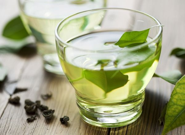 A steaming cup of tea is the perfect drink for soothing a sore throat. Certain teas are also perfect for doing something else—helping you shed extra weight.