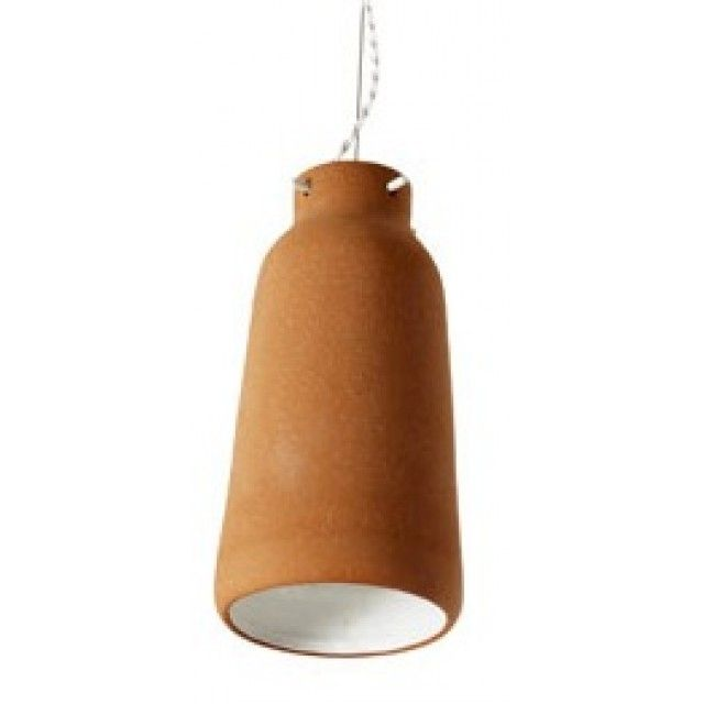 Replica Benjamin Hubert Chimney Clay Pendant Lamp -27cm