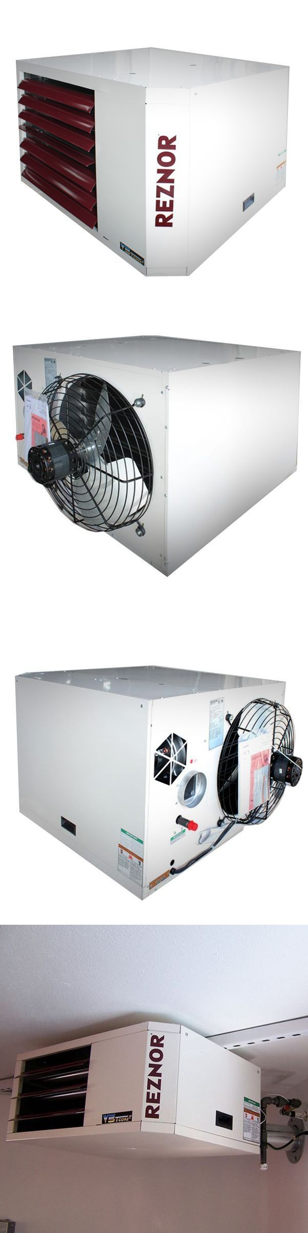 Furnaces and Heating Systems 41987: Reznor Udap60 60.000Btu Garage Heater 83% Efficient -> BUY IT NOW ONLY: $729 on eBay!