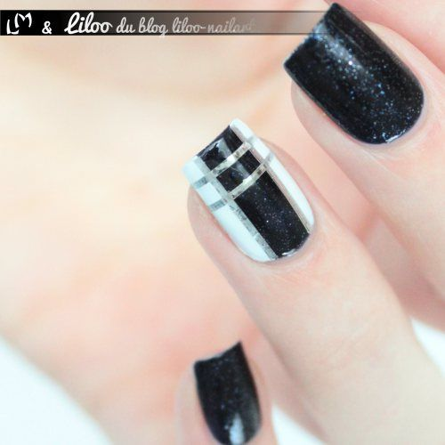 Tabarro liloo Lm cosmetic nail art