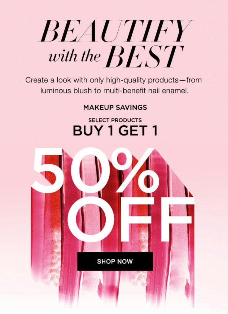 Shop Avon Sales Online! Limited Time Only!  #avon #sale #bogo #makeup #skincare #beauty