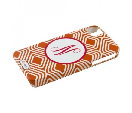 Custom Monogram iPhone Case...lots of cool colors and designs.