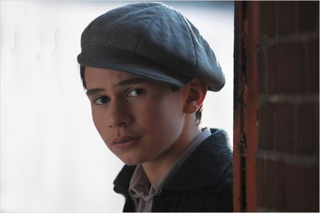 """Elin Kolev plays Abrascha in the film """"Wunderkinder""""....I dare you not to fall slightly in love this boy."""