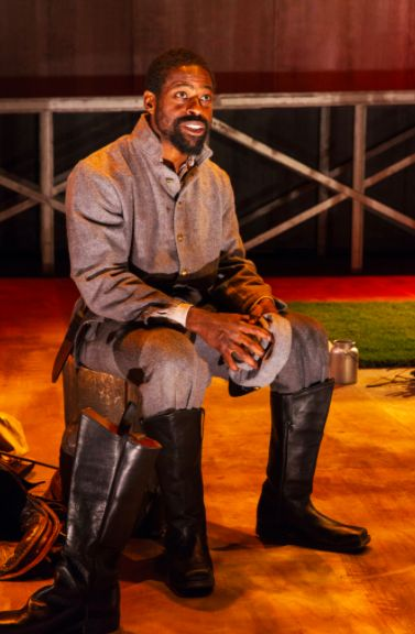 """Pulitzer-Prize Winning Playwright Suzan-Lori Parks' """"Father Comes Home From The Wars (Parts, 1, 2 & 3)"""" Opens Tuesday at Public Theater in New York"""