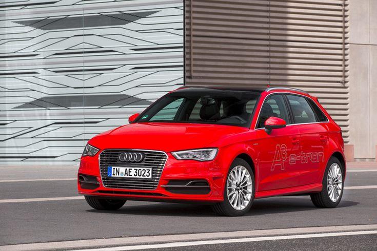 #Audi #A3 #Sportback e-tron im Test - #etron #testdrive