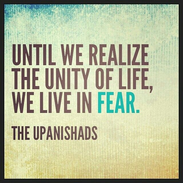 The multiplicity is only apparent #TheRealYouShow #unity # ...