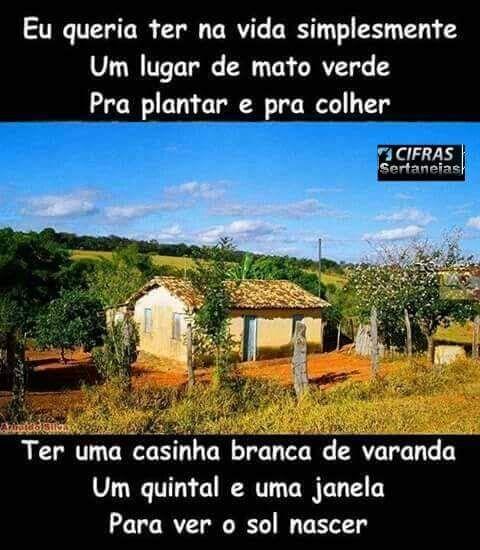 Imagens Do Campo E Da Roça Boa Tarde Comadre Casas Bonitas