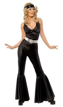 Disfraz de Años 70 Diva para mujer