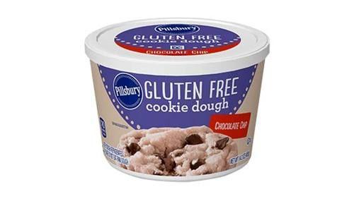 Gluten Free Chocolate Chip Cookie Dough