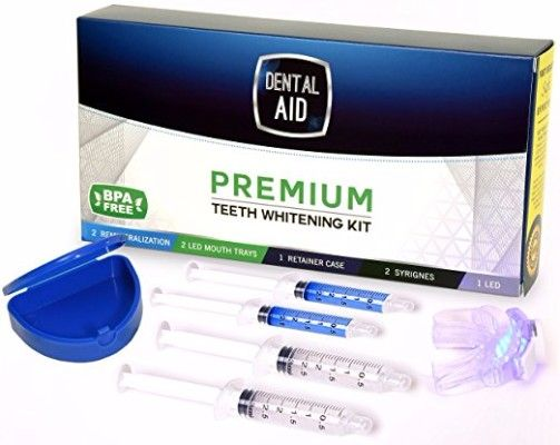 Dental Aid Premium Teeth Whitening