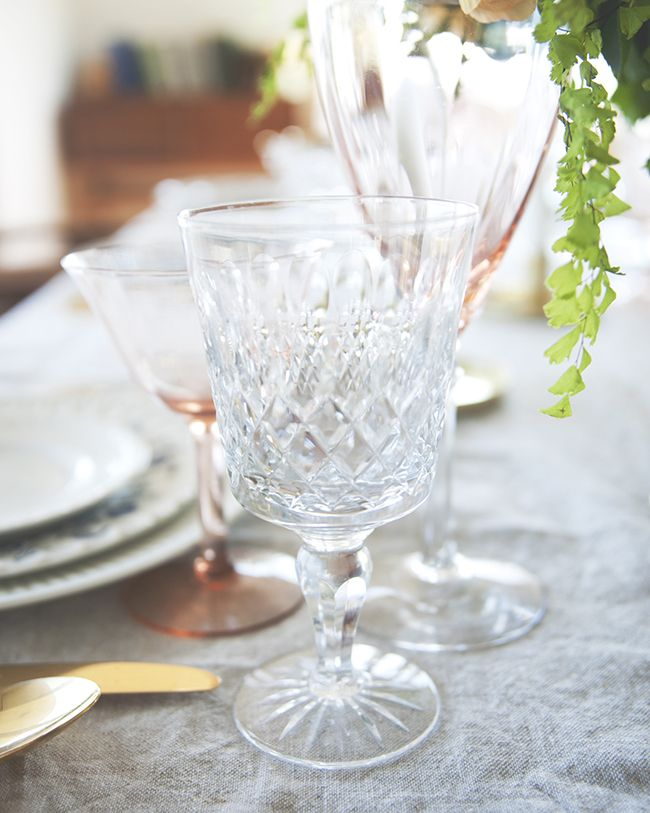 Wedding Table Inspo // The Kitchy Kitchen | tie the knot | Pinterest