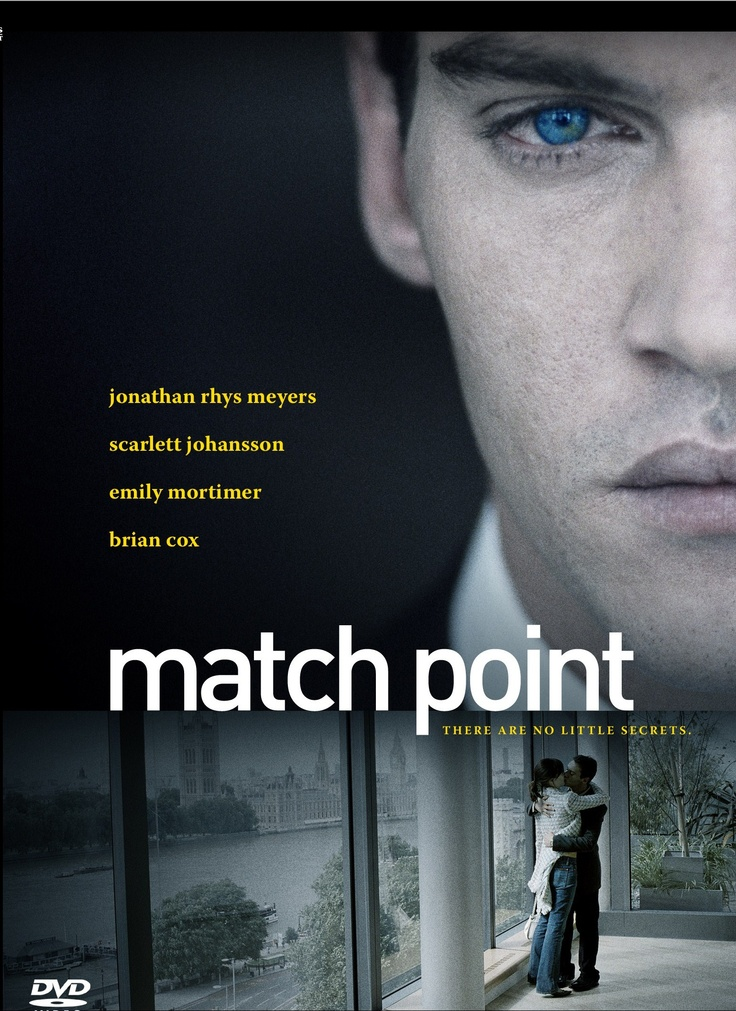 Match point | Movie Posters | Pinterest