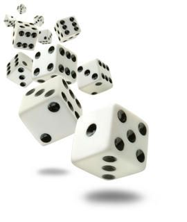 probable probability rolling dice Farkle: a game of probability & chance but it is not the most probable outcome 4 g) with more dice to roll, there is a smaller probability of.