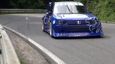 ps: Peugeot 205 RS 16 SPECIAL   St. Anton 2015