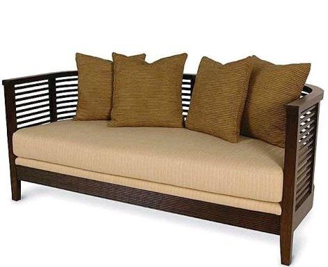 Modern Sofa Wooden Sofa