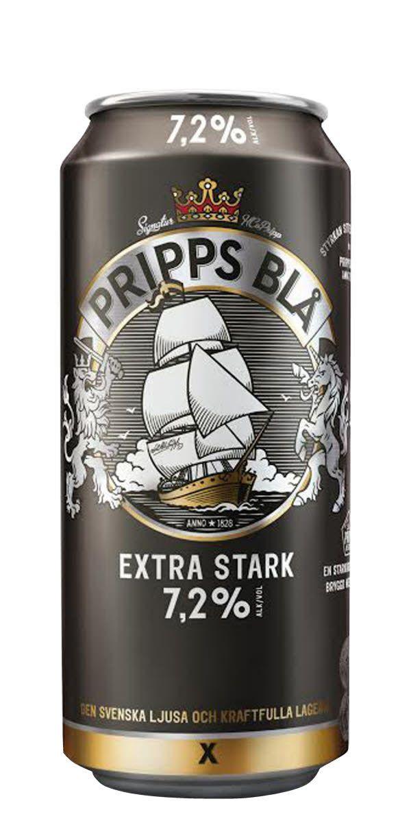 Svenskt ljust helmaltsöl som behållit den goda Pripps Blå smaken. APK 2,59