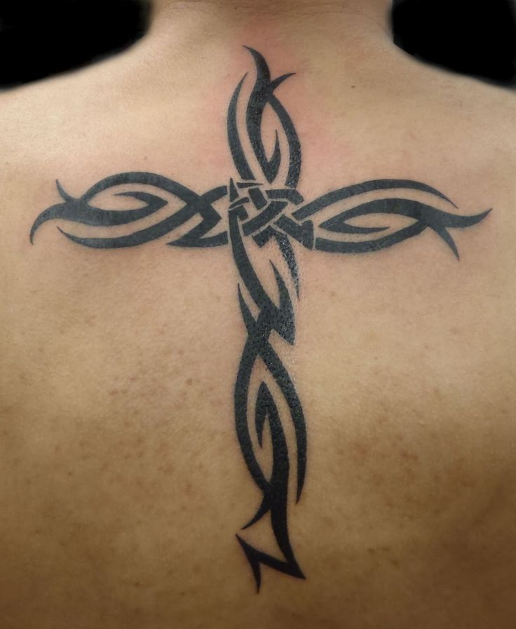 Cross Tattoos For Men: The Perfect Choices Of Tattoo Styles For You - Your #1 Tattoo Designs, Ideas and Inspiration