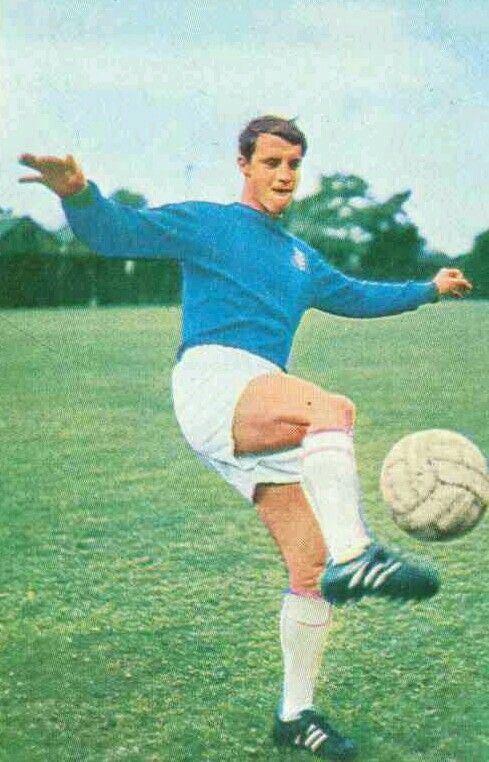 Billy Baxter of Ipswich Town in 1968.