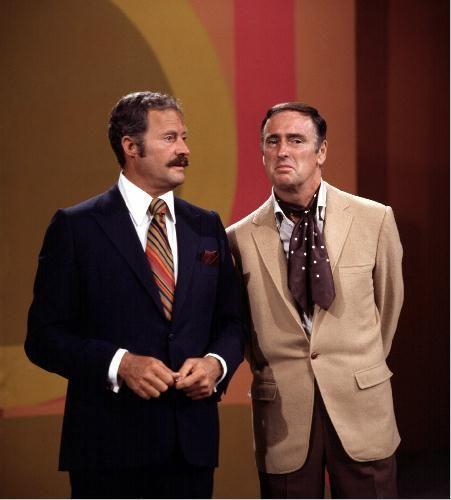 Cast Rowan And Martins Laugh