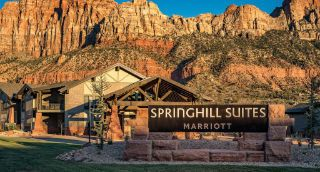 SpringHill Suites Springdale Zion National Park: Suites hotels in Springdale, with room to move in the spacious hotel suites