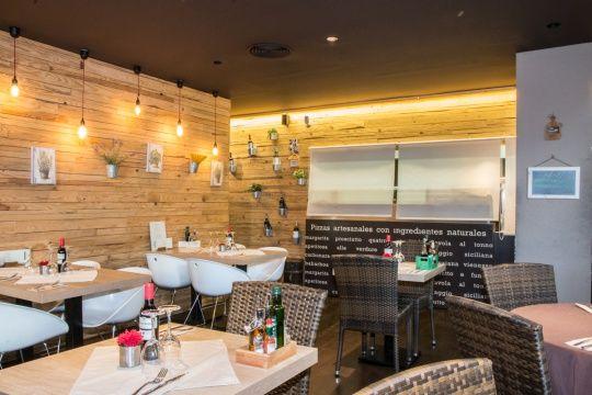 Restaurante Più Barcelona -Italiano- Tel. 931 768 914 Metro: Girona, Passeig Gràcia, Tetuan, Urquinaona