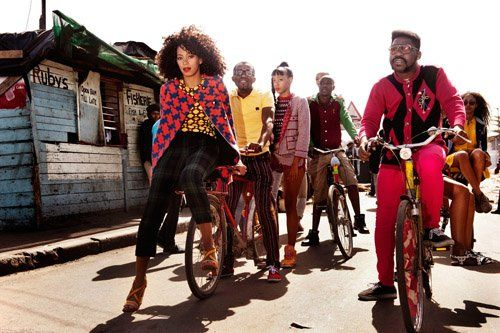 "MORE PICS From Solange's ""Losing You"" Video Shoot In Cape Town 