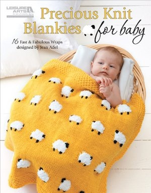 Precious Knit Blankies for Baby