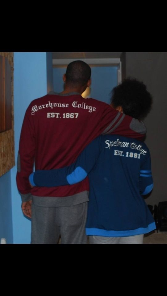 Sacred Heart Collections Collegiate Varsity Cardigans Morehouse College Spelman College