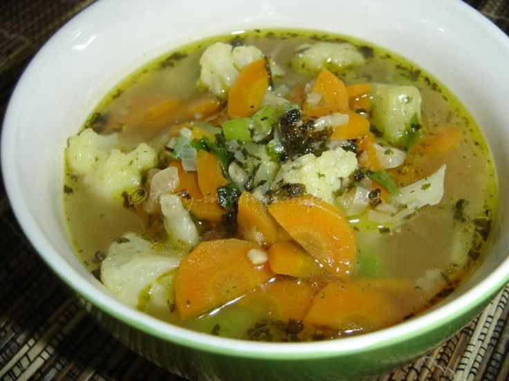 Tasty Indonesian Food - Sayur Sop