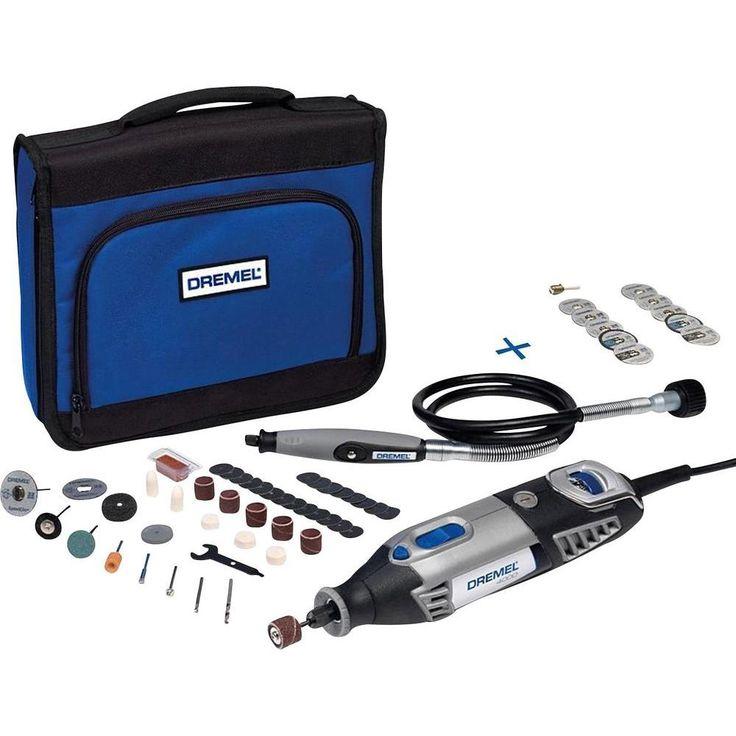 Dremel F0134000KX Multifunctioneel gereedschap 4000-1/45 + EZ SC690 snij-set