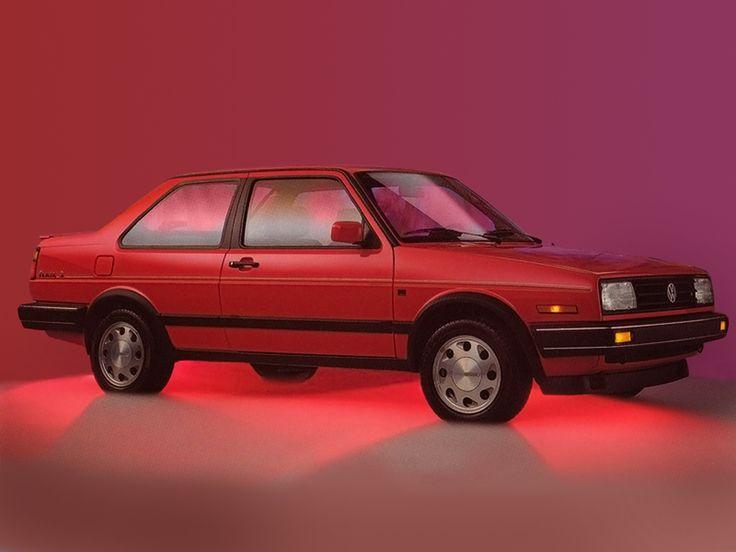 """Volkswagen Jetta 2-door """"Flair 2"""" (Typ 1G) '1990"""