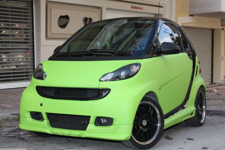 front spoiler smart fortwo 451 smart fortwo smart car. Black Bedroom Furniture Sets. Home Design Ideas