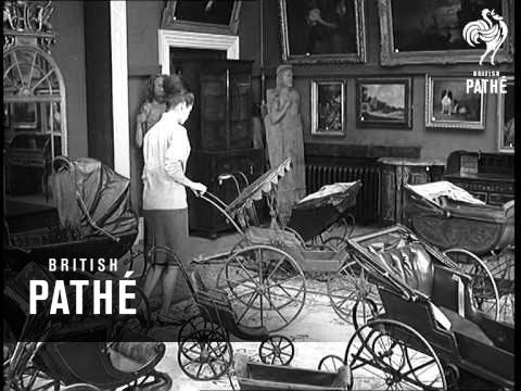The History of Silver Cross prams - YouTube