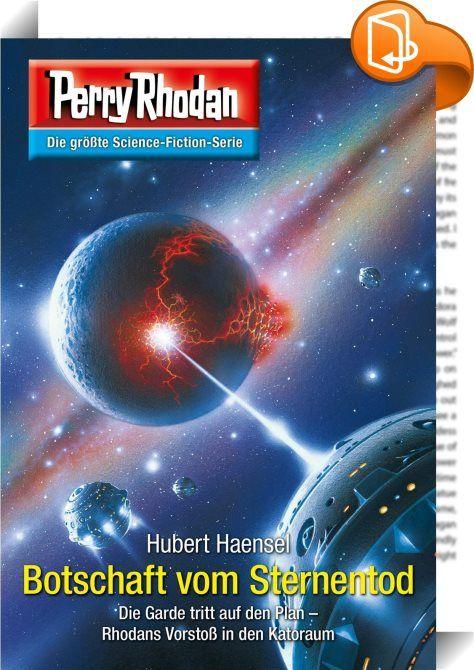Perry Rhodan 2895: Botschaft vom Sternentod (Heftroman)    :  Im Jahr 1522 Neuer Galaktischer Zeitrechnung (NGZ) befindet sich Perry Rhodan fernab der heimatlichen Milchstraße in der Galaxis Orpleyd. Dort braut sich etwas zusammen, das den Unsterblichen zum Handeln zwingt: Die negative Superintelligenz KOSH verbirgt sich in der Sterneninsel vor allen Hohen Mächten und arbeitet dort an ihrer eigenständigen Entwicklung in eine Materiesenke. KOSH will nicht zum Instrument der Chaotarchen ...