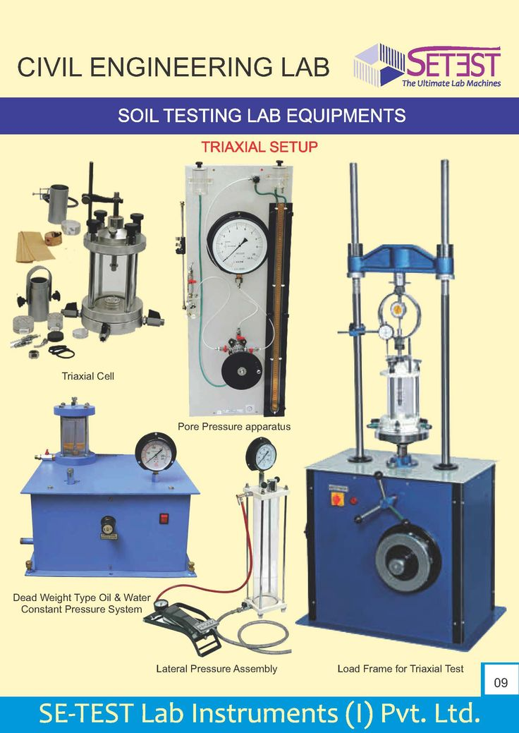 Building Test Instruments : Best construction materials testing images on pinterest
