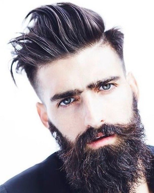 Best Beards Images On Pinterest Trends Beards And Colors - Mens hairstyle zafer