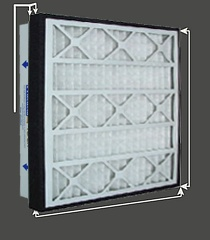 """Looking for the Best Air Filters? Well, you've come to the right place. When it comes to high-quality pleated air filters, The """"Practical Pleat"""" media is up to 28 times more effective at capturing particles than standard fiberglass panel filters."""