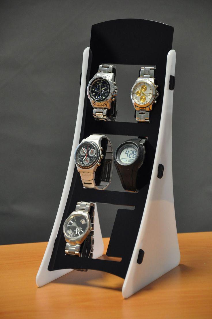 espositori gioielleria porta orologi