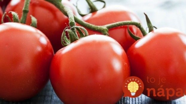 Ako udržať rajčiny čo najdlhšie čerstvé? Stačí urobiť tieto DVE jednoduché veci!