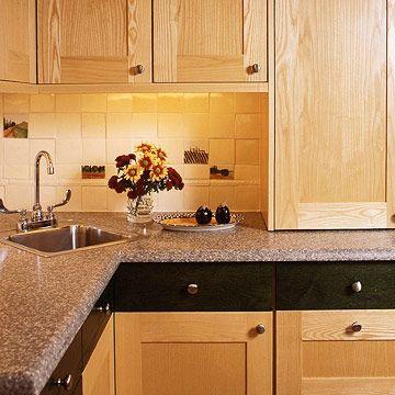 Dressed Kitchen Sink Single Bowl