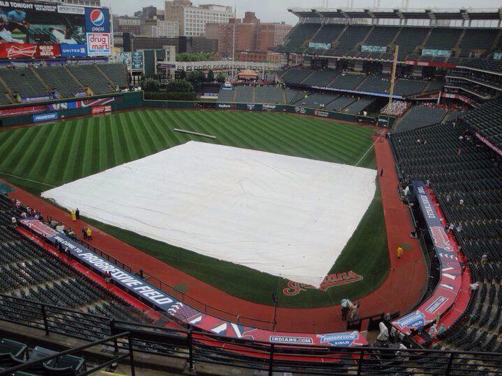 Progressive Field, Cleveland