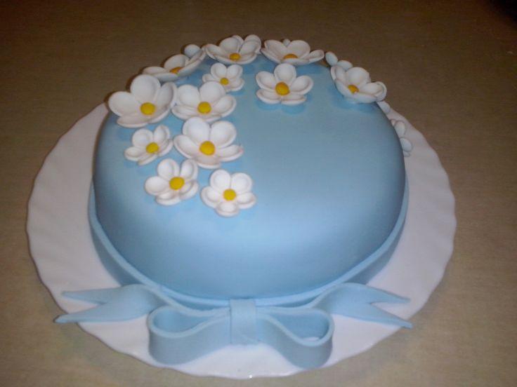 Kwiecisty tort/ Flowery cake
