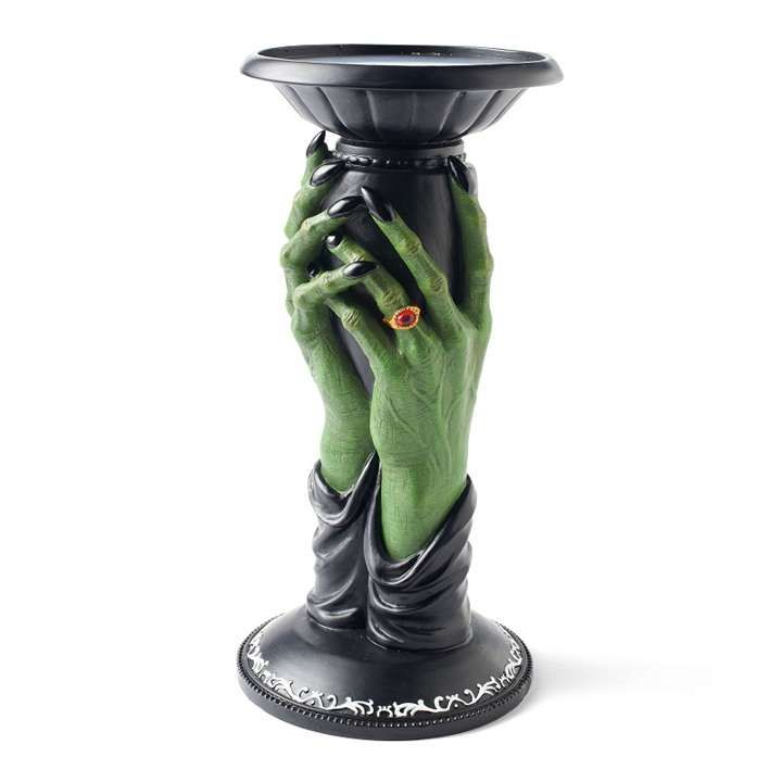 wicked candle holder halloween table decorationshalloween