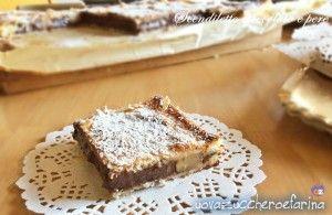 scendiletto cioccolato e pere