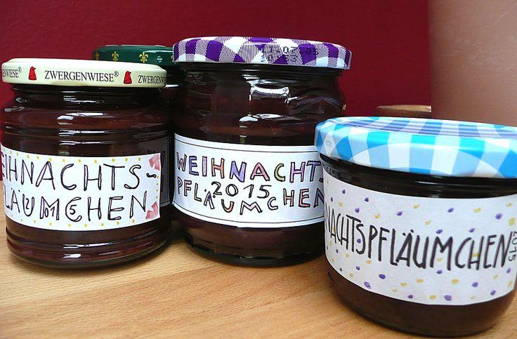 Chefkoch.de Rezept: Pflaumenmus