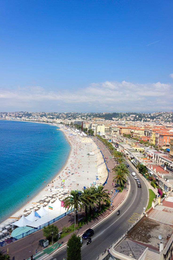 Europe Trip Report — Nice, France
